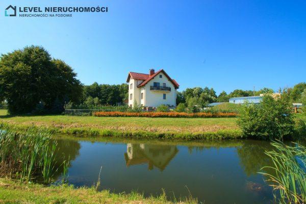 Dom w przepięknej okolicy