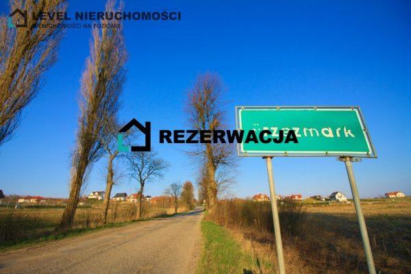 Działka Przezmark 1632 m2