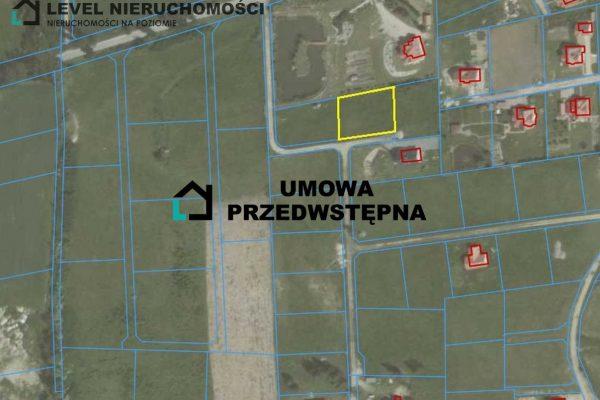 Działka Przezmark 1314 m2