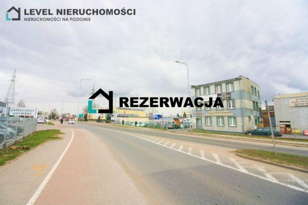 Lokale biurowe ul. Warszawska