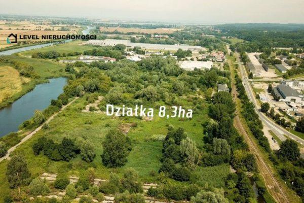 Działka inwestycyjna w Elblągu