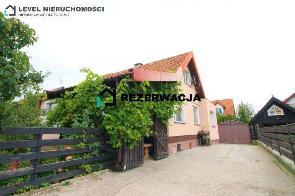Dom wolnostojący w Elblągu