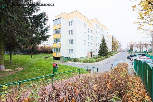 Mieszkanie dwupokojowe z balkonem Nad Jarem