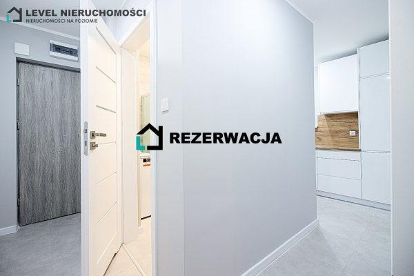 Wyremontowane mieszkanie dwupokojowe