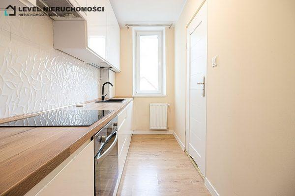 Mieszkanie dwupokojowe w dobrej lokalizacji