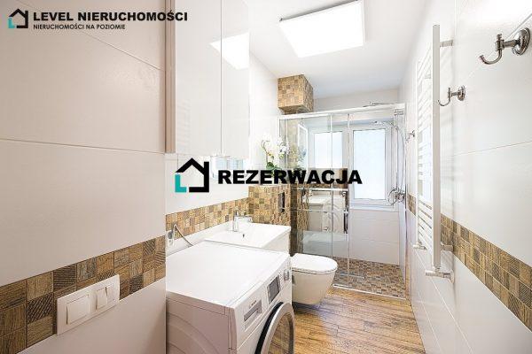 Wyremontowane mieszkanie na parterze