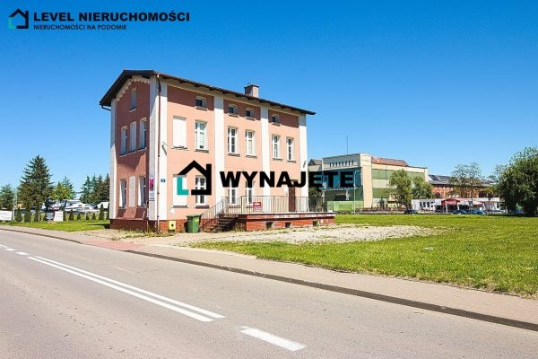 Budynek pod działalność