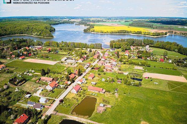 Działki nad jeziorem w Wińcu