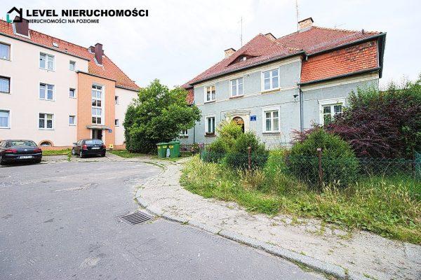 Trzy pokoje z ogródkiem w mieście