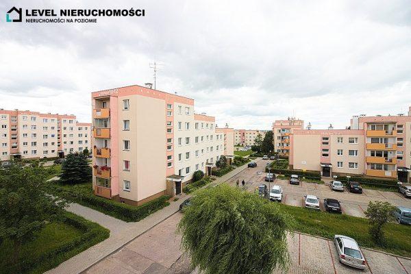 Mieszkanie dwupokojowe Nad Jarem z balkonem