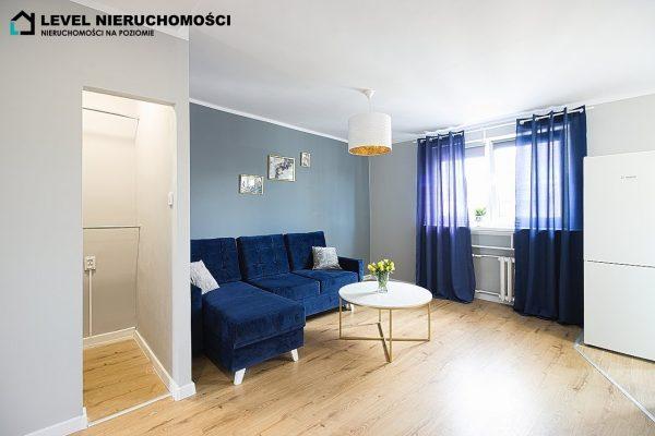 Mieszkanie trzypokojowe z garderobą