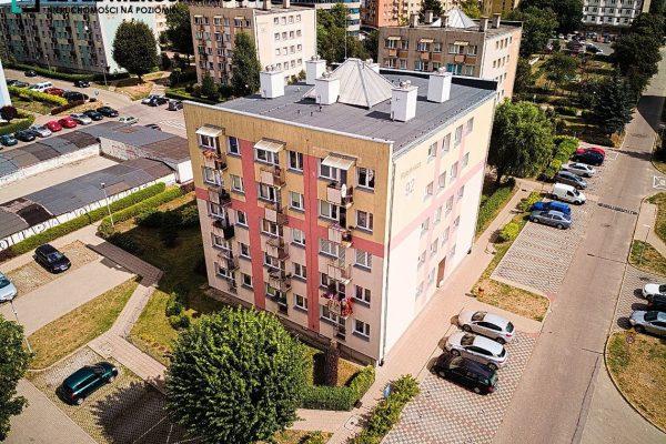 Trzypokojowe mieszkanie w dobrej cenie