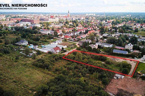 Działka usługowo – produkcyjna w Elblągu