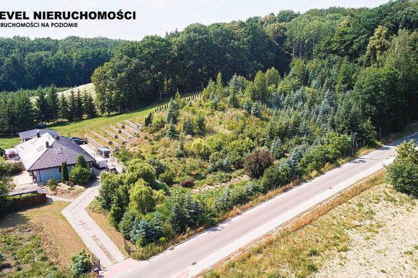Dom z dużą działką pod Elblągiem